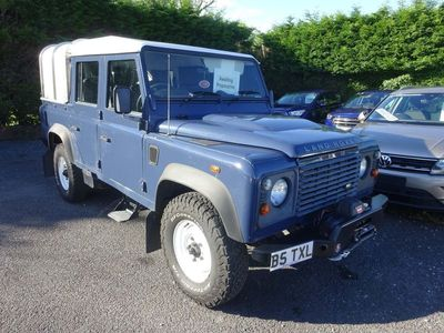 used Land Rover Defender 110 2.2 D DPF Crewcab Pickup 4dr