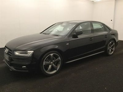 used Audi A4 3.0 TDI QUATTRO S LINE BLACK EDITION 4d AUTO 241 BHP