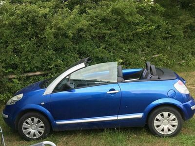 used Citroën C3 Pluriel 1.4 i Cote d Azur 2dr