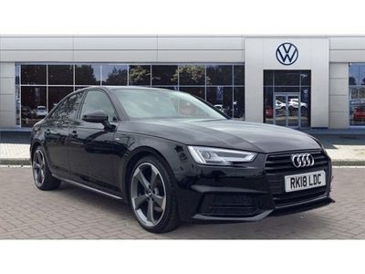 used Audi A4 1.4T FSI Black Edition 4dr S Tronic