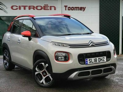 used Citroën C3 Aircross 1.2 PureTech 110 Flair 5dr