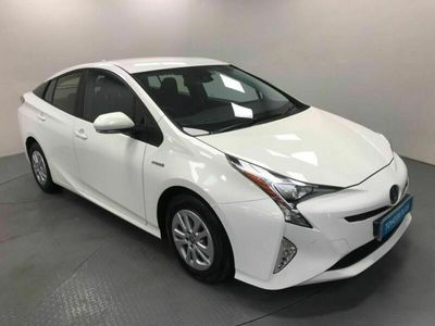 used Toyota Prius 1.8 VVTi Business Ed Plus 5dr CVT [15 inch alloy] hatchback 2016