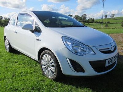 used Vauxhall Corsa 1.2 Energy 3dr [AC]