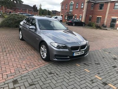 used BMW 520 5 Series 2.0 d Luxury 4dr