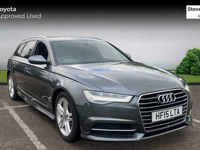 used Audi A6 2.0 TDI Ultra S Line 5dr S Tronic