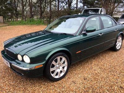 used Jaguar XJ8 XJ Saloon3.5 V8 Sport 4d Auto