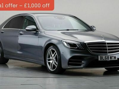 used Mercedes S450 S Class 3L AMG Line EQ Boost