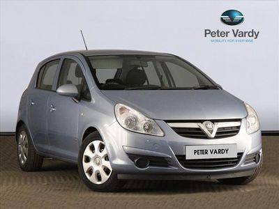 used Vauxhall Corsa Petrol 1.2i 16V Club 5dr [AC]