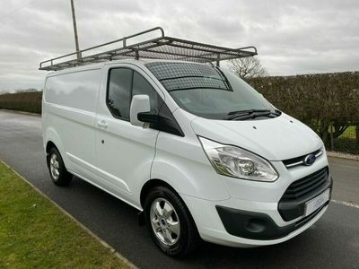 used Ford Custom Transit2.0 TDCi 130ps Low Roof Limited Van, 2016 (66)