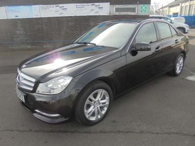 used Mercedes C220 C Class 2.1CDI SE (Executive) 4dr