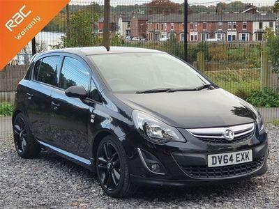 used Vauxhall Corsa 1.2 LIMITED EDITION CDTI ECOFLEX 5d 73 BHP