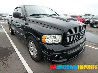 used Dodge Ram 4-Door ON ITS WAY FROM JAPAN, LHD (LEFT HAND DRIVE )