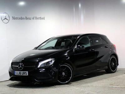 used Mercedes A200 A-ClassAmg Line Premium Plus 5Dr Auto