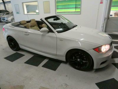used BMW 135 Cabriolet 1 Series LHD Twin Turbo i Auto, Leather 2-Door