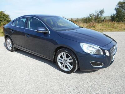 used Volvo S60 2.4 D5 SE Lux Geartronic 4dr