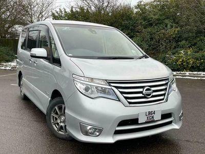 used Nissan Serena HYBRID+8SEAT+REVCAM 2.0 5dr