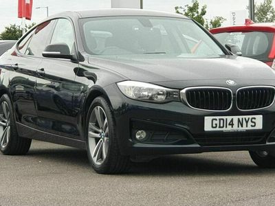 used BMW 318 3 Series d Sport 5dr