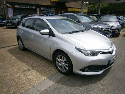 used Toyota Auris 1.8 VVT-h Business Edition CVT (s/s) 5dr