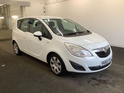 used Vauxhall Meriva 1.4 T 16v Exclusiv 5dr (a/c)