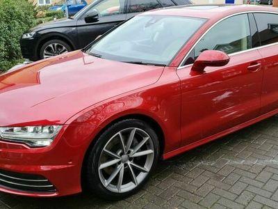 used Audi A7 Sportback 3.0 TDI V6 SE Executive S Tronic quattro (s/s) 5dr