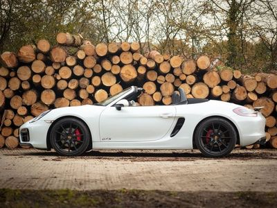 used Porsche Boxster 3.4 981 GTS PDK (s/s) 2dr