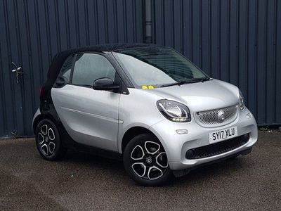 used Smart ForTwo Coupé 0.9 Turbo Prime 2dr Auto