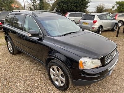 used Volvo XC90 Estate 2.4 D5 Active 5d