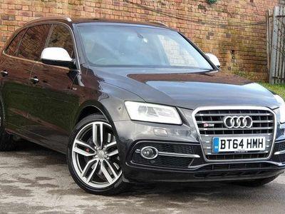 used Audi SQ5 Q5Quattro 5dr Tip Auto