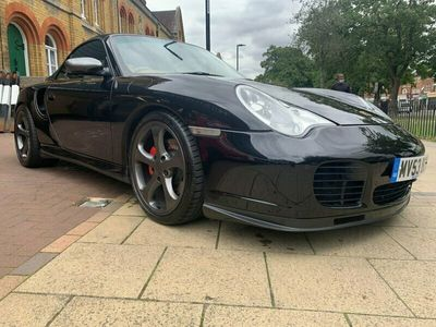 used Porsche 996 3.6 TURBO TIPTRONIC S 2d 420 BHP