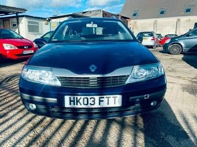 used Renault Laguna 2.0 16V Expression 5dr