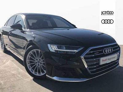 used Audi A8 S line 50 TDI quattro 286 PS tiptronic