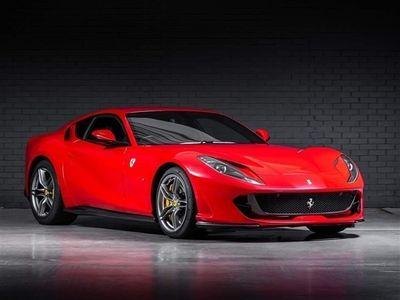 used Ferrari 812 Superfast 2dr Auto