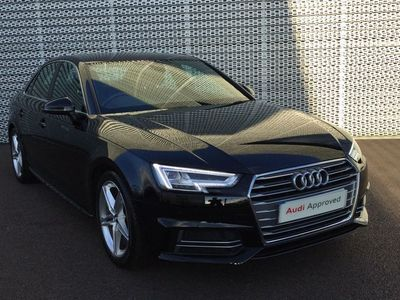 used Audi A4 1.4 TFSI S line S Tronic (s/s) 4dr