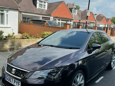 used Seat Leon 1.4 EcoTSI FR Technology Sport Coupe (s/s) 3dr