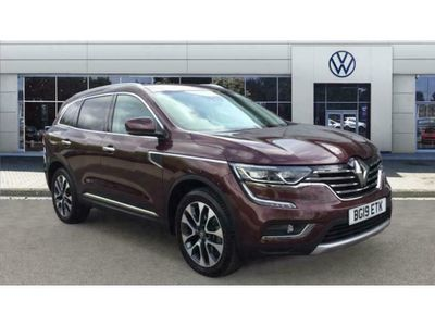 used Renault Koleos 2.0 dCi GT Line 5dr 2WD X-Tronic