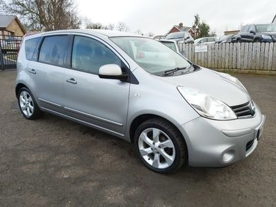 used Nissan Note 1.5 [90] DCI TEKNA