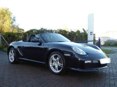 used Porsche Boxster 2.7 987 Sport Edition 2dr