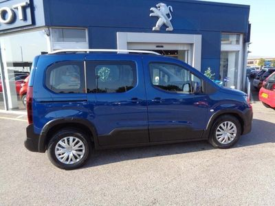 used Peugeot Rifter 1.5 BlueHDi Active 5dr