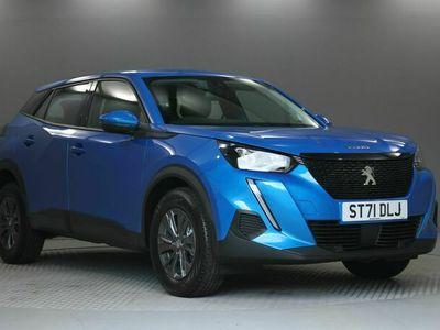 used Peugeot 2008 1.2 PureTech Active Premium 5dr