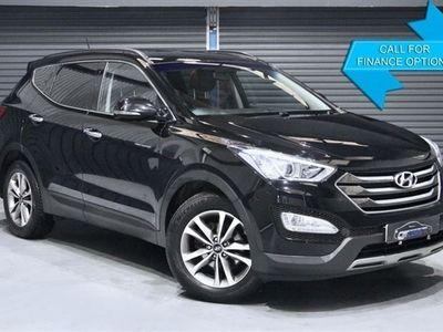 used Hyundai Santa Fe 2.2 CRDI PREMIUM