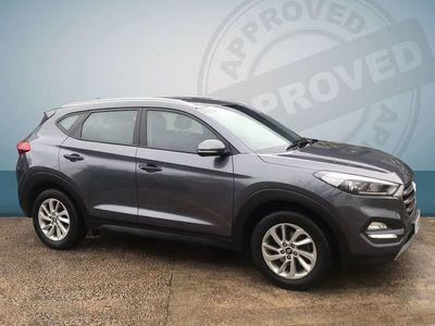 used Hyundai Tucson 2018 Torquay Se Nav 2.0 Crdi 136ps 2wd Bd+fss