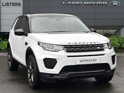 used Land Rover Discovery Sport 2.0 TD4 180 Landmark 5dr Auto SUV 2019