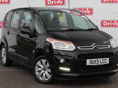 used Citroën C3 Picasso 1.6 HDi 8V VTR+ 5dr
