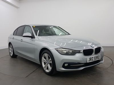 used BMW 316 3 Series d Sport 4dr