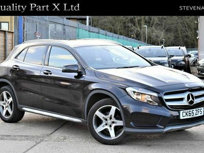 used Mercedes GLA200 Gla Class 2.1AMG Line (s/s) 5dr