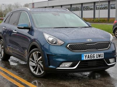 used Kia Niro 1.6h GDi First Edition DCT (s/s) 5dr