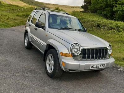 used Jeep Cherokee 2.8 TD Limited 4x4 5dr