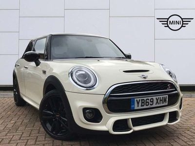 used Mini Cooper S 2.0Sport Hatchback 5dr Petrol Steptronic (s/s) (192 ps)