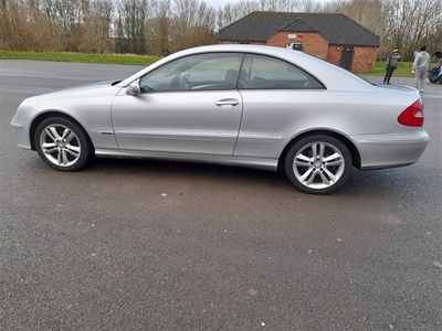 used Mercedes CLK220 CDi Avantgarde 2dr Tip Auto