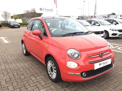 used Fiat 500 1.2 Lounge ECO 3dr